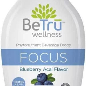 FOCUS Water Soluble Hemp CBD Beverage Drops