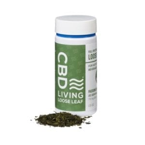 CBD Living Passion Green Tea 150 MG