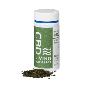 CBD_Living_New_Loose_Tea_Passion_Green