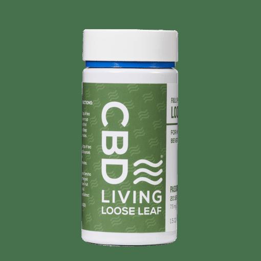 CBD Living Passion Green Tea 150 MG