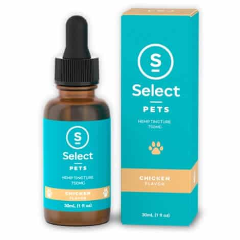 Chicken Flavored Pet CBD-750mg