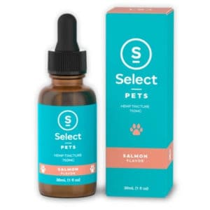 Salmon Flavored Pet CBD-750 MG