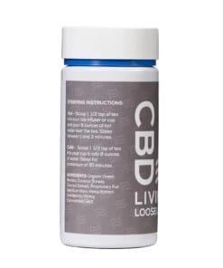 CBD Living Coconut Herbal Tea