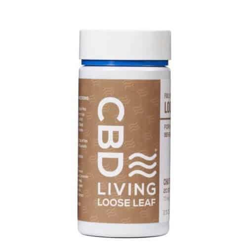 CBD Living Chai Tumeric Tea 150 Mg