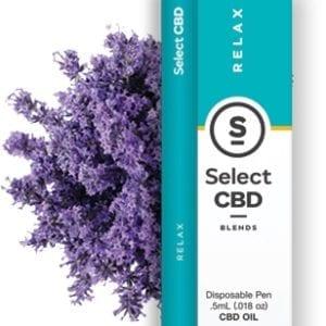 Relax - Lavender CBD Pen
