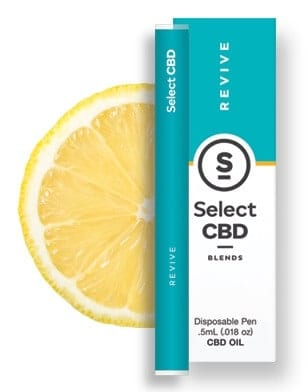 Revive - Lemon CBD Pen