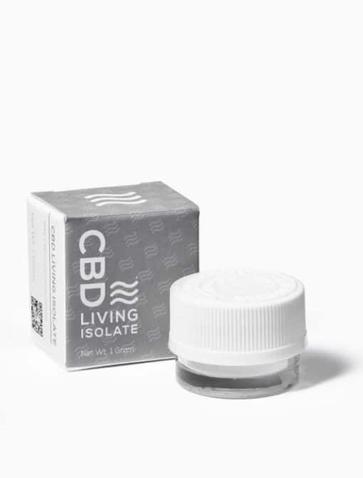 500 MG CBD Isolate